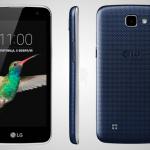 LG K4 uvedeno na webu ruské společnosti