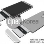 LG G5 by mohla mít odjímatelnou spodní část!