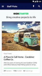 kickstarter-app