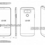 Uniklý diagram LG G5 ukazuje zcela nový design