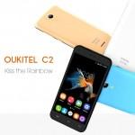 Oukitel C2 by vám mohl sloužit jako parádní záložní telefon!