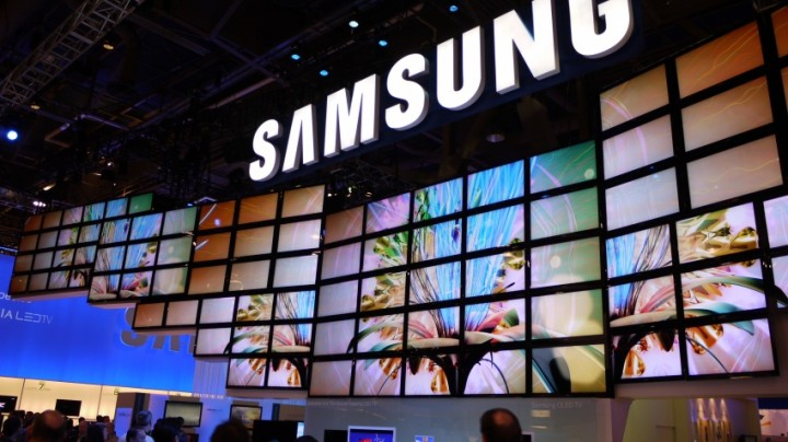 Samsung LED video wall