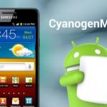 Samsung Galaxy S II ochutná Marshmallow díky Cyanogen Mod 13