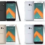 HTC 10: nový únik ukazuje čtyři barevná provedení