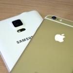 Telefony od Applu vévodí trhu v USA, zatímco Samsung vítězí v Evropě!