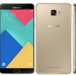 Samsung Galaxy A9 Pro: elegán s velkou baterií a 4 GB operační pamětí v kovovém kabátě