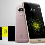 Globální dostupnost LG G5 odstartuje 31. března