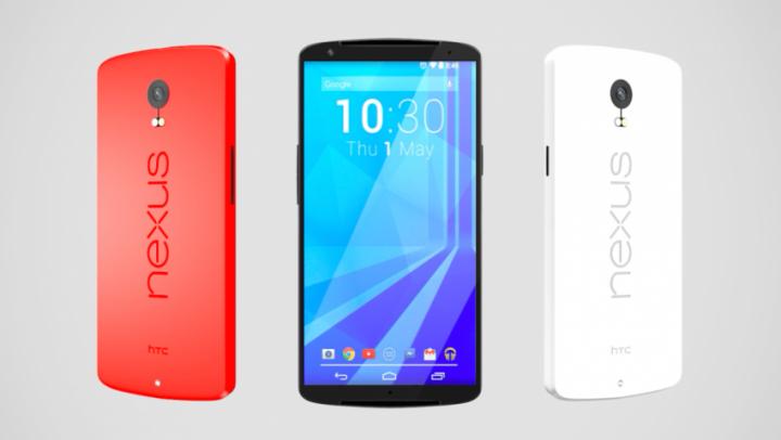 HTC Nexus 6 koncept