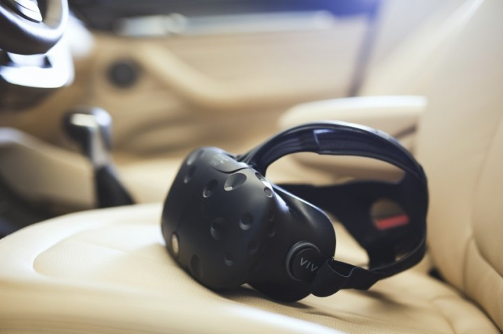 Virtuální realita od HTC