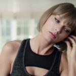 Taylor Swift figuruje v nové reklamě na Apple Music