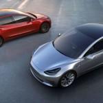 Elektromobil Tesla Model 3 již nasbíral více než 253 000 předobjednávek!