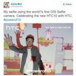 Selfie fotoaparát telefonu HTC 10 bude nejspíš vybaven optickou stabilizací obrazu