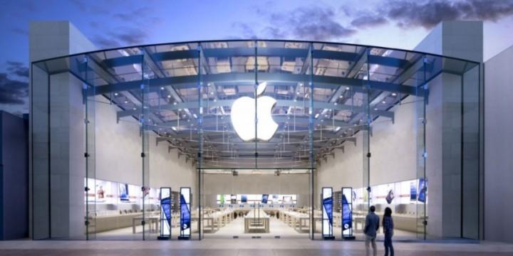 Apple výrobní linky Indie