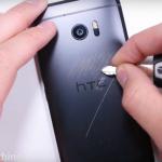 HTC 10 obstálo v testu odolnosti výborně! (video)