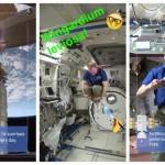 Podívejte jak se žije na ISS pomocí Snapchatu!
