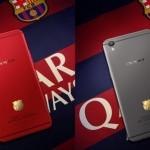 OPPO představí model F1 Plus pro fanoušky FC Barcelona!