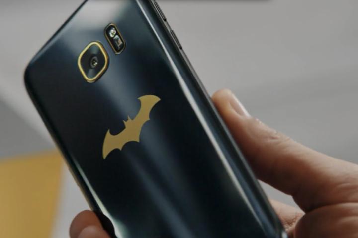 Samsung Galaxy S7 Edge Injustice Edition
