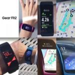 Samsung Gear Fit 2 na nových snímcích!
