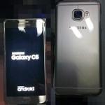 Samsung Galaxy C5 předvádí své kovové tělo v živých fotografiích