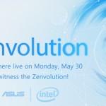 Třetí generace Zenfone bude představena 30. května!