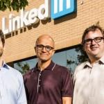 Microsoft kupuje LinkedIn za 26,2 miliardy dolarů!