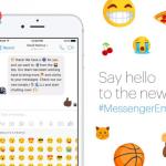 Facebookový Messenger vypustil 1500 nových emotikonů