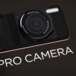 Moto Z Play přijde společně s moduly Pro Camera Mod a Adventure Mod