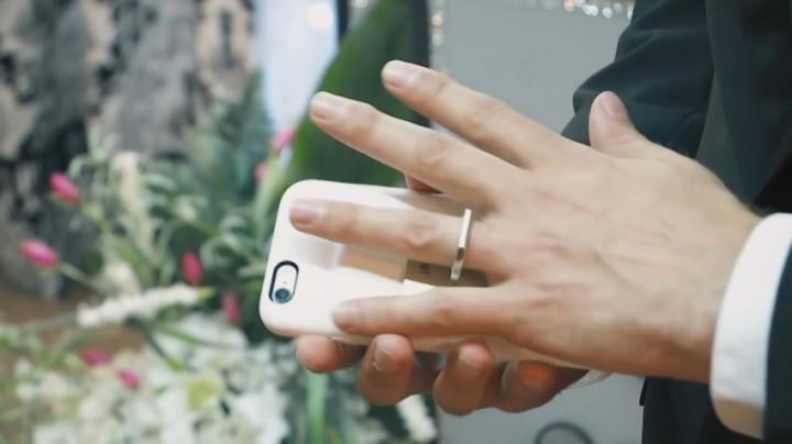 iphone svatba