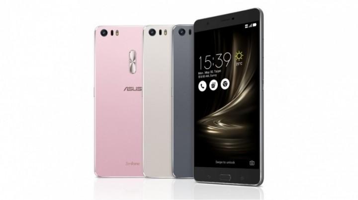Asus Zenfone Deluxe SD821