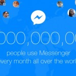 Facebook Messenger překonal milník jedné miliardy aktivních uživatelů měsíčně