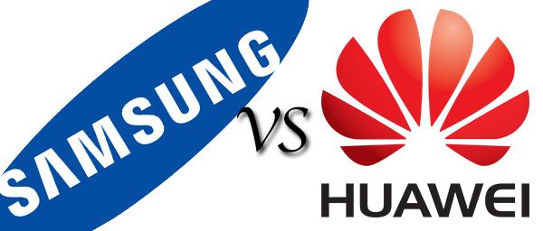 Samsung-vs-Huawei