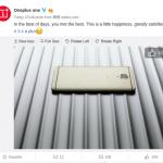 OnePlus 3 přijde i v luxusní zlaté variantě!