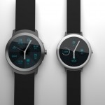 Unikl render chystaných Smartwatch od Googlu!