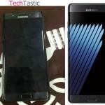 První skutečná fotografie Samsungu Galaxy Note 7!
