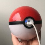 Buďte při hraní Pokémon GO originální díky power banky ve stylu Pokeballu