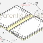 Samsung si nechal patentovat další smartphone s duálním displejem!