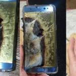 Samsung Galaxy Note 7 explodoval při špatném nabíjení! (fotografie)