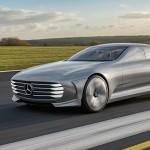 Mercedes-Benz má v plánu napadnout postavení Tesly minimálně čtyřmi novými elektromobily!