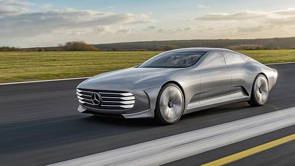 Mercedes-Benz elektromobil