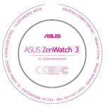 Chystá ASUS první kulaté hodinky?