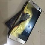Samsung Galaxy S7 Edge shořel při nabíjení přes noc!
