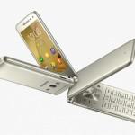 """Samsung Galaxy Folder 2 oficiálně: """"véčko"""" s 3,8″ dotykovým displejem, 2 GB RAM a Androidem 6.0.1 Marshmallow"""