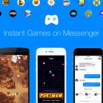 Hry v Messengeru