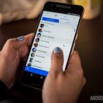 Pokud Vám Facebook a Messenger rychle ubírají baterii, restartujte je