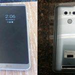 Unikly skutečné snímky smartphonu LG G6
