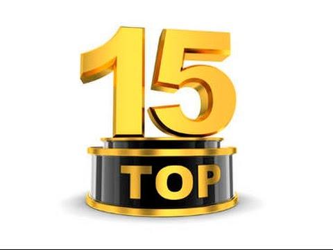 Výsledok vyhľadávania obrázkov pre dopyt top 15