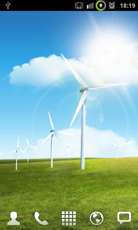 SGSII-Walpaper2-Windmill