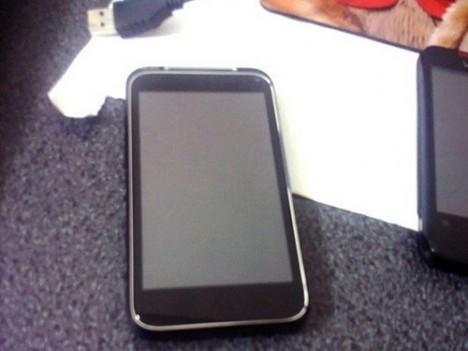 Originální fotka HTC