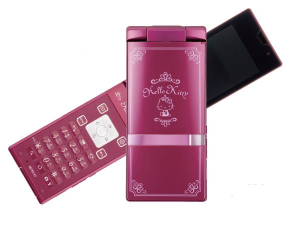 Hello Kitty - Android telefon