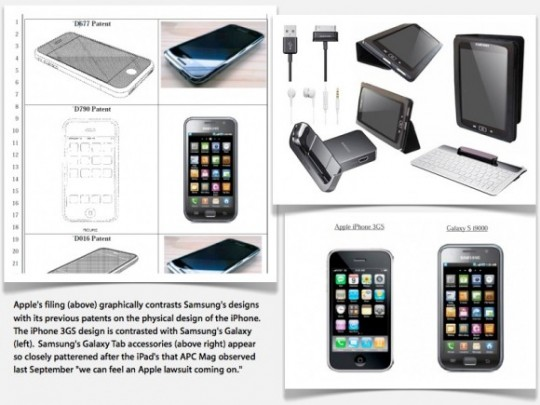 Samsung patent problem